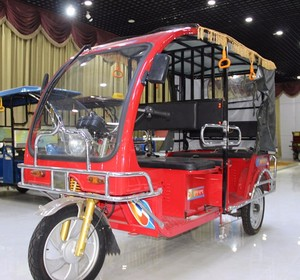 Solar Passenger Electric Three Wheeler Tricycle Price Venus-SRAKA4