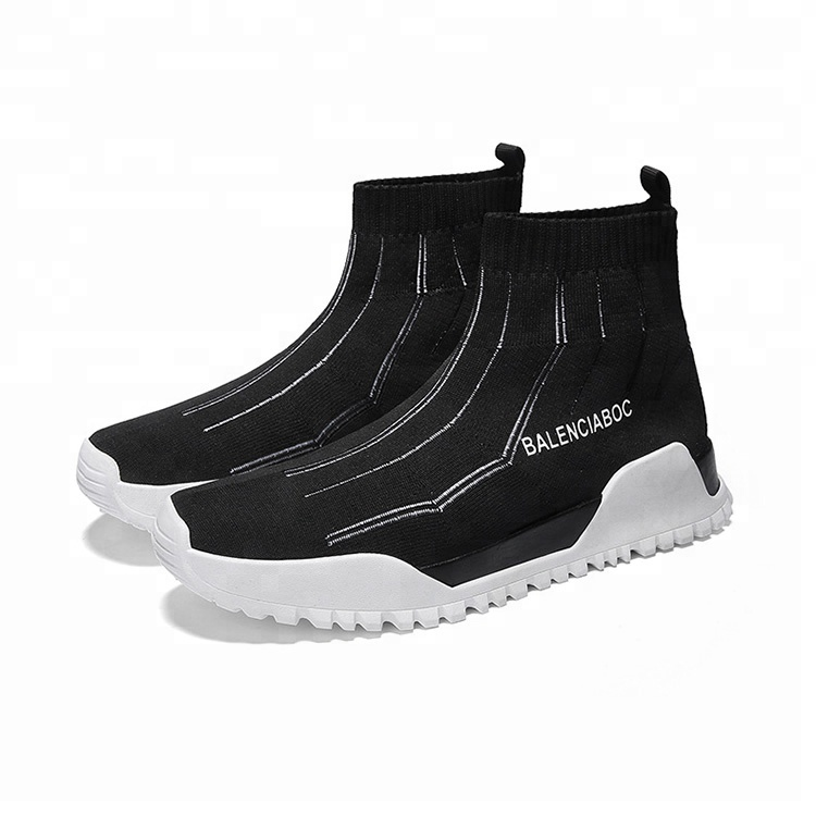 HIGH shoes ankle Rubber TOP Sneakers Shoes Outsole Casual boot wZCgqRxTnt