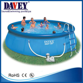 Hot sale famliy intex swimming pool intex inflatable pool for family buy intex inflatable for Inflatable swimming pool buy online india