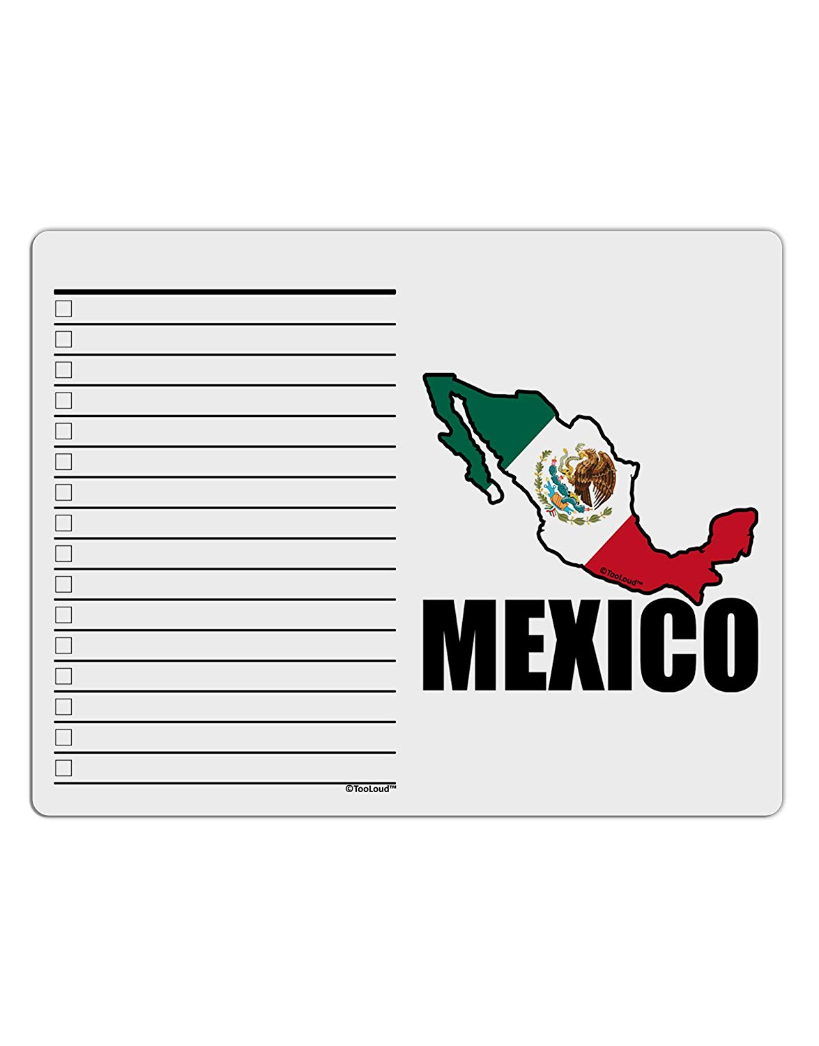 Mexican Flag Infant T-Shirt TooLoud Mexican Pride