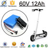 Expert Manufacturer OEM 48V 20Ah battery pack with BMS Charger for Electic Bicycle E-skateboard E-scooter