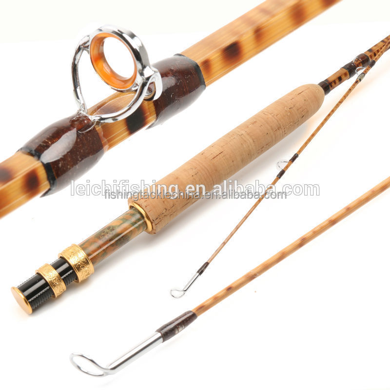 Best quality Chinese bamboo fly fishing rod