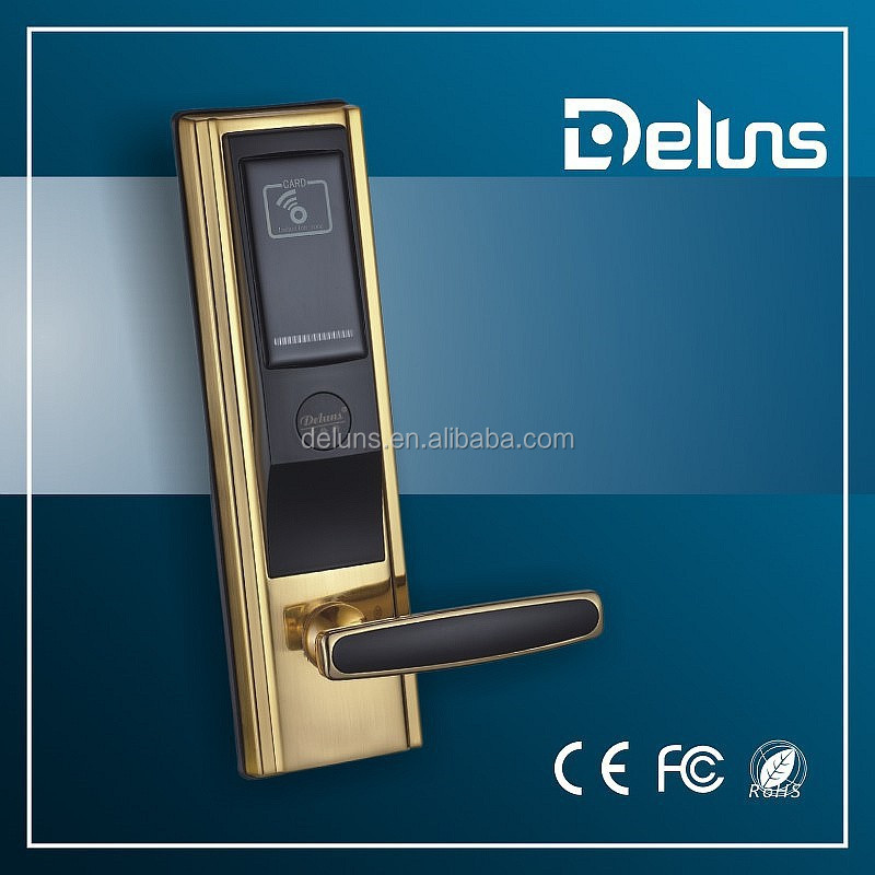 dls2000-811 Deluns lock magnetic door access controller system