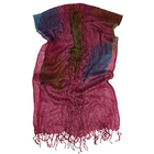Wholesale Cotton Linen Scarf Horse Print Scarf Strip Scarf