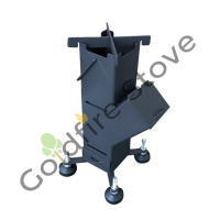 Automatic Feeding Wood Pellet Stove