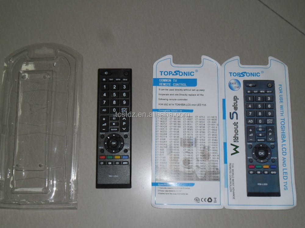 UNIVERSAL LCD REMOTE CONTROL,CHEAPER PRICE WITH HIGH QUALITY