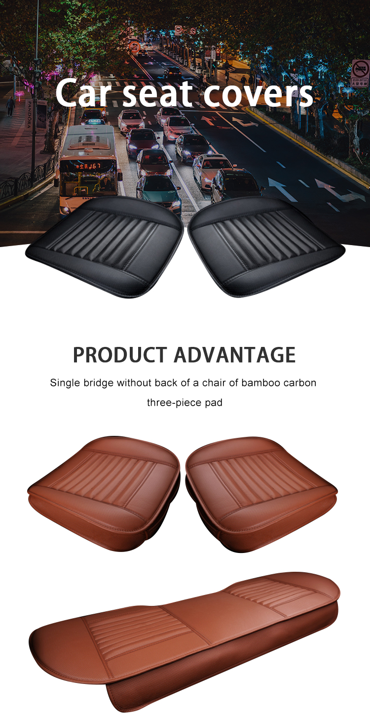 ZT-P-064 tight fitting seat covers auto accessories backseat