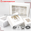 wholesale delicate paper gift boxes with windows