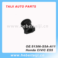 wholesale china dollar store car rubber bush 51306-S5A-A11 for HONDA
