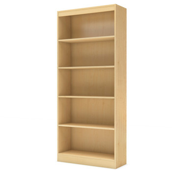High quality bookcase glass doors model with good price
