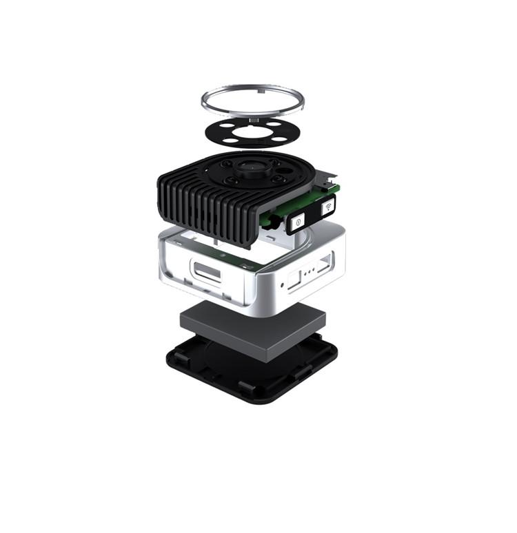 HD 720 p mini micro inalámbrico cámara mini dv cámara de coche mini cámara H5 Dispositivo portátil