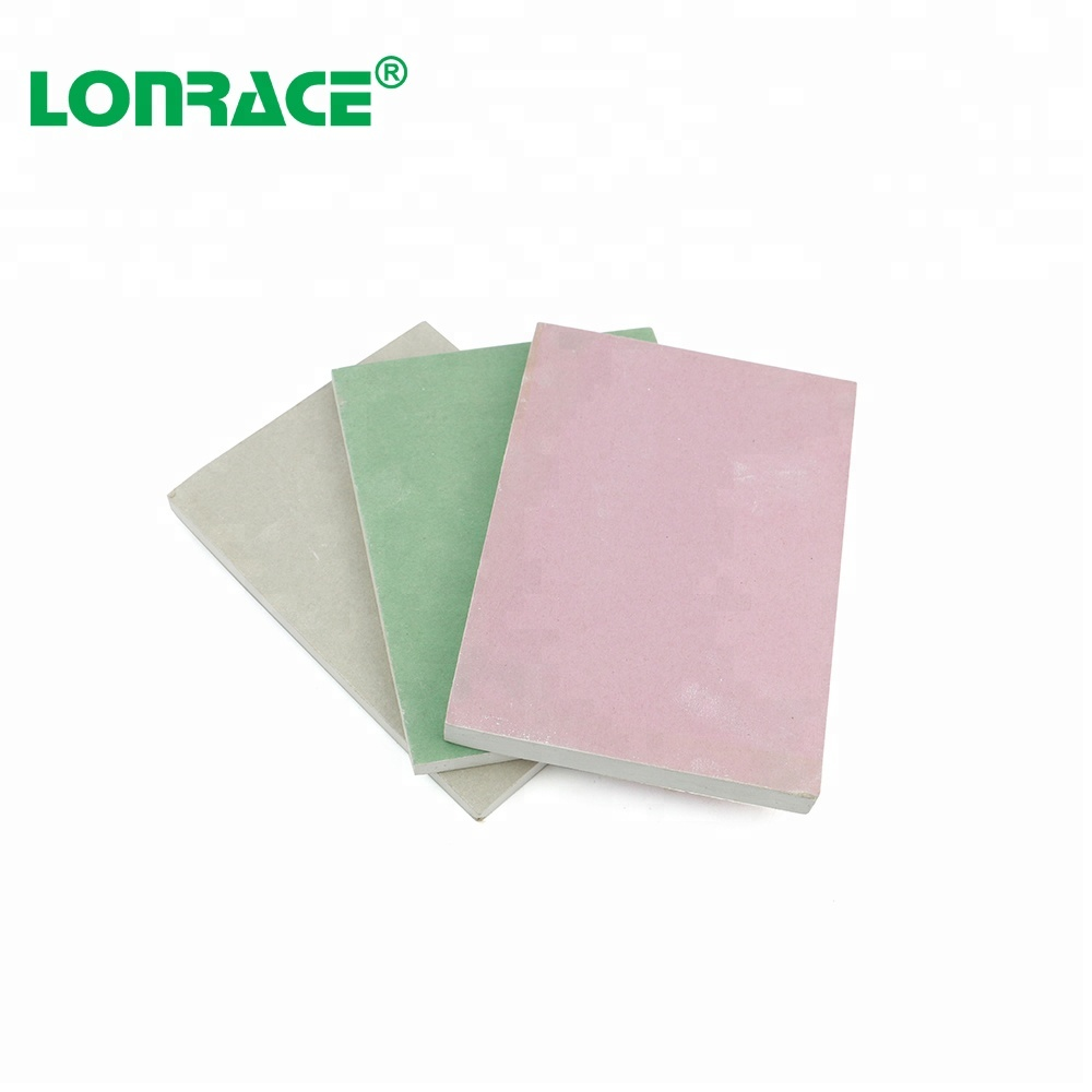 Factory Direct drywall gypsum board prices