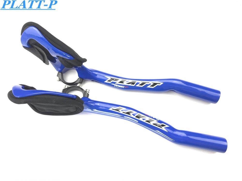 Carbon Bar Closes Road Bike TT Handlebar Remaining to Put Handlebar Aero TT Handlebar Trial TT Bar 340mm Accessori bicicletta