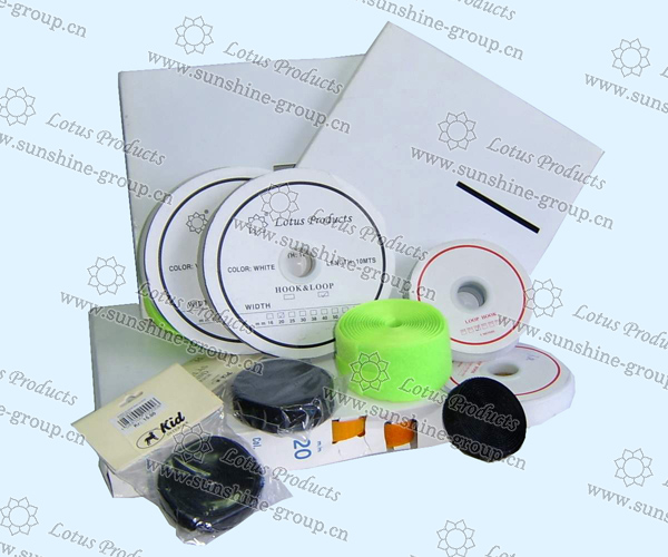 Hot Selling Products Various Sizes Hoop and Loop Tape