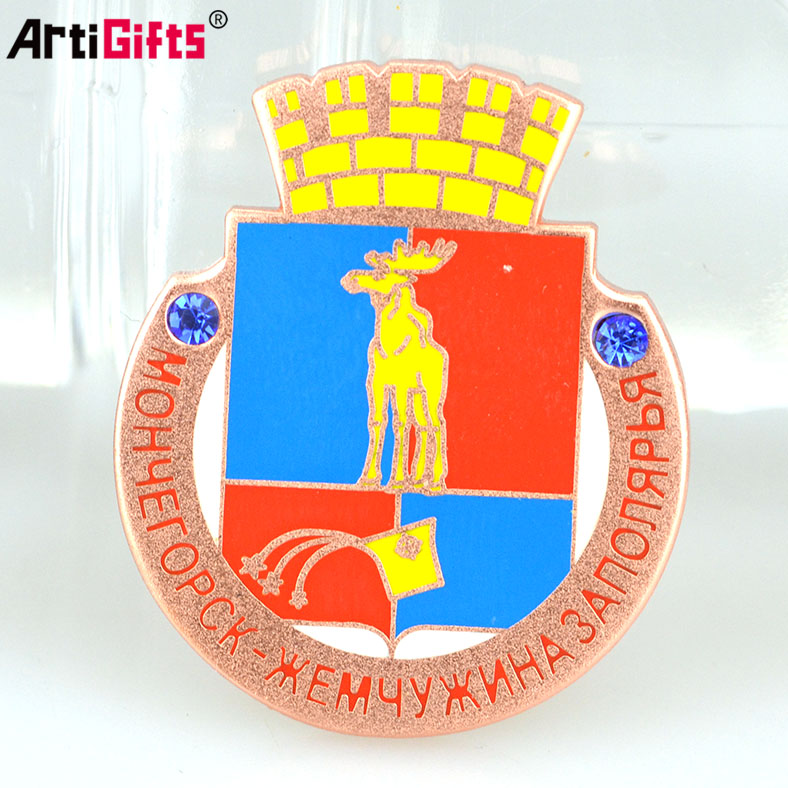Artigifts Badge Maker Wholesale Cheap Custom Metal Pin Badge With Your Own Design