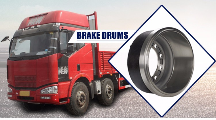 Top Quality Truck Part Brake Drums for Hino