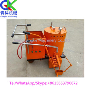 Hot melt marking machine in road Hot melt crossed one machine Parking painting equipment