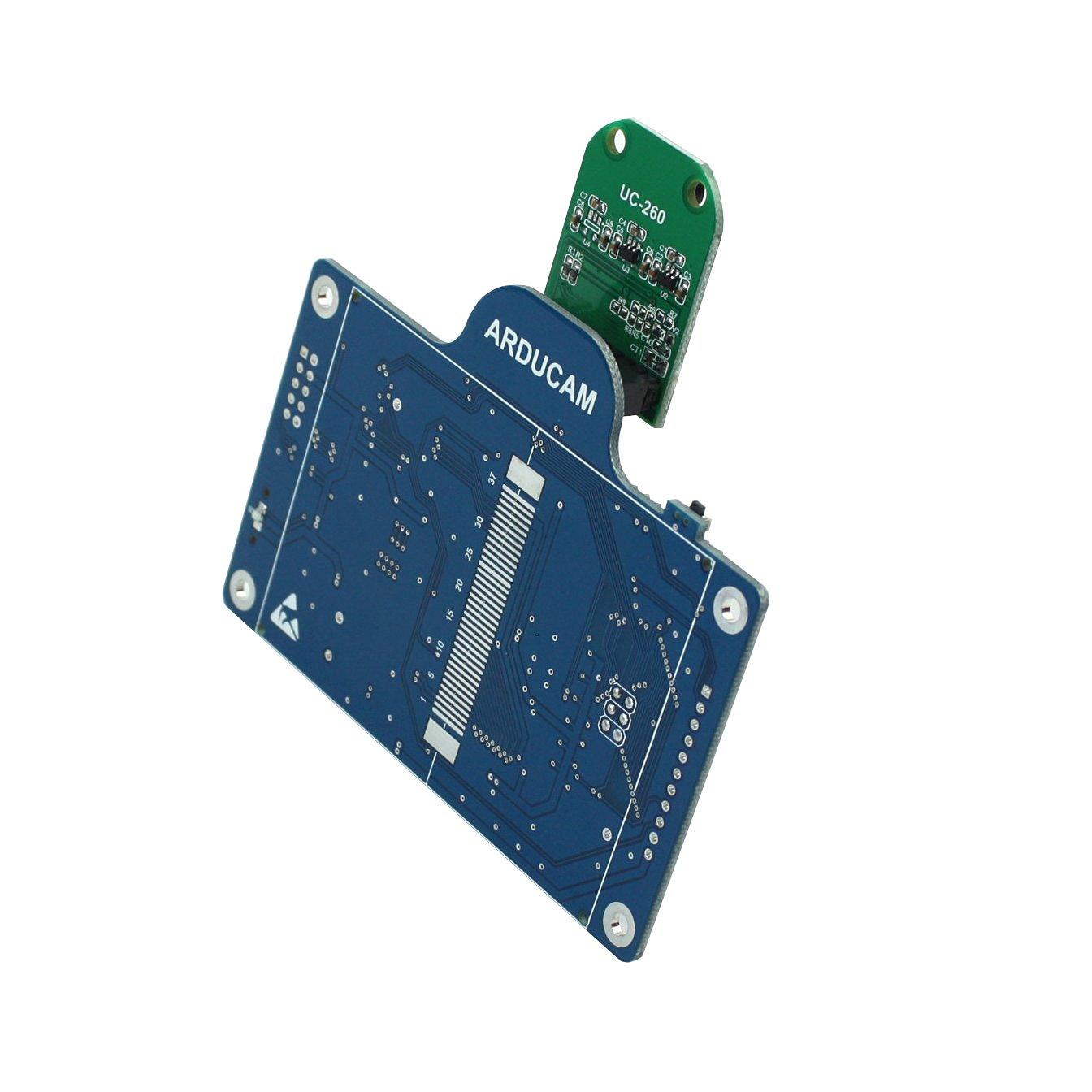 Arducam F Shield V2 + Camera Module Shield with OV2640 for Arduino UNO Mega2560 DUE