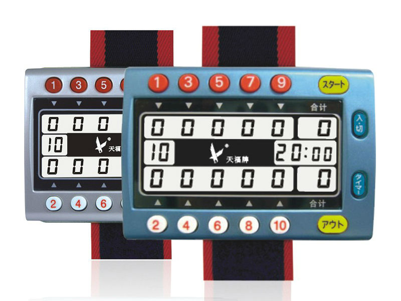 PC240 grote lcd gateball timer