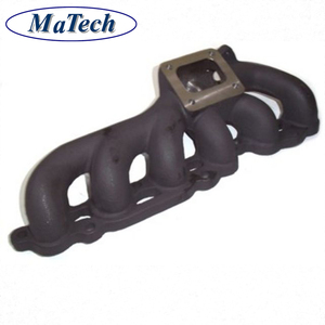 China Foundry OEM Car Exhausts Parts Online Manifold Pipe