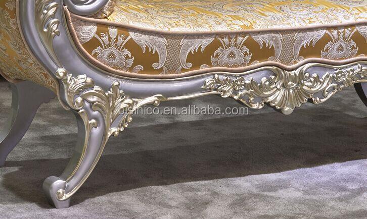 European Style Elegant Bedroom Furniture Beautiful Designed Wood Carved Bed End Stool Palace Princess & European Style Elegant Bedroom FurnitureBeautiful Designed Wood ... islam-shia.org