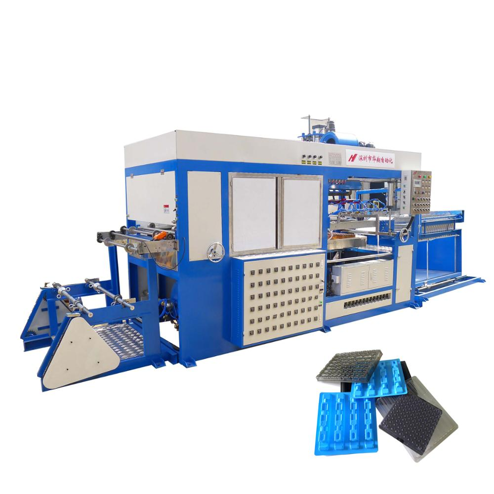 PVC/Acrylic /PMMA/vacuum forming thermoforming machine for sale