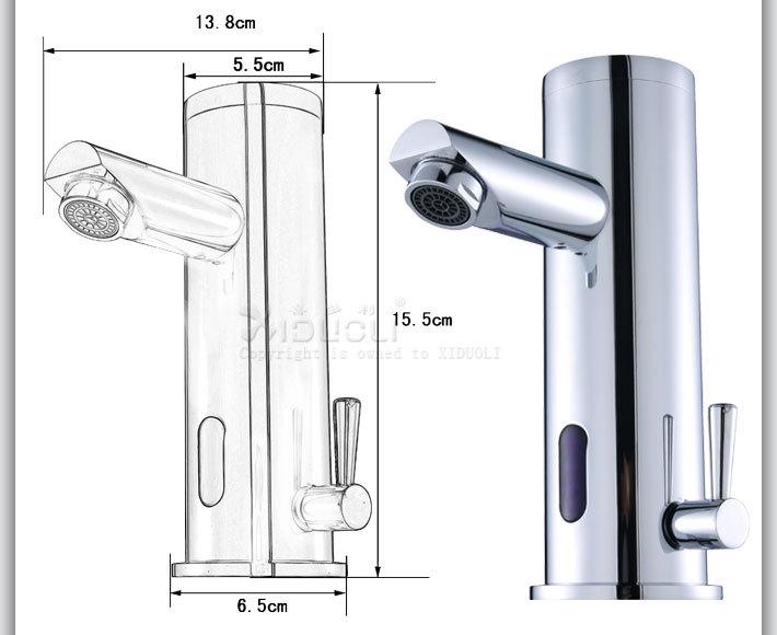 Sin Sensor Automático De Grifo Del Sensor De Movimiento Sensor De ...