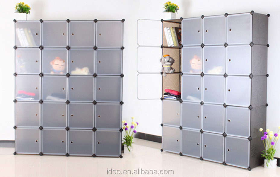 plastic filing cabinet wardrobes foldable bedroom set armoire