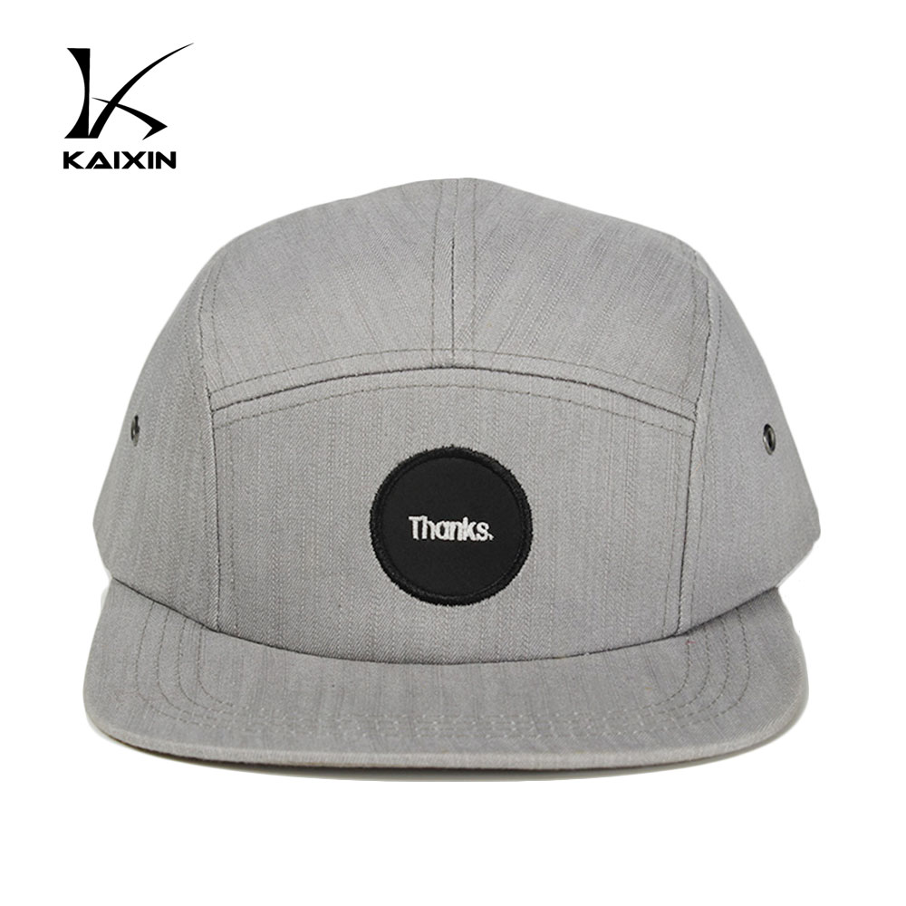 d4063ceac wholesale mens hats sports five panel cotton snapback hats, View five panel  hat, Kaixin Product Details from Xiongxian Kaixin Cap Co., Ltd. on ...