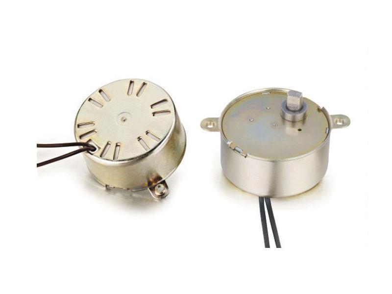 AC 220//240V 30 Rpm 4 W 50//60Hz CCW//CW 7 mm motor síncrono de eje