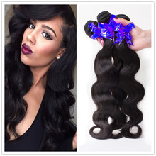Cheap 3 Bundles 7A Brazilian Virgin Hair Body Wave 100 Unprocessed Virgin Human Hair Weave Extensions