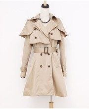 ladies' trench coat