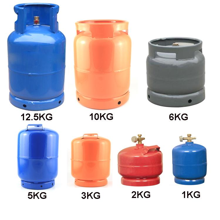 أحجام كاملة أسطوانة الغاز البترولي المسال فارغة أسعار جيدة للبيع Buy فارغة أسطوانة غاز متينة أسعار بيع Product On Alibaba Com