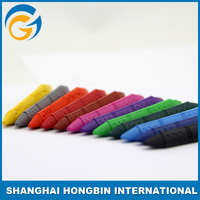 12/24 Colors Crayon Wax Bulk with Your Design