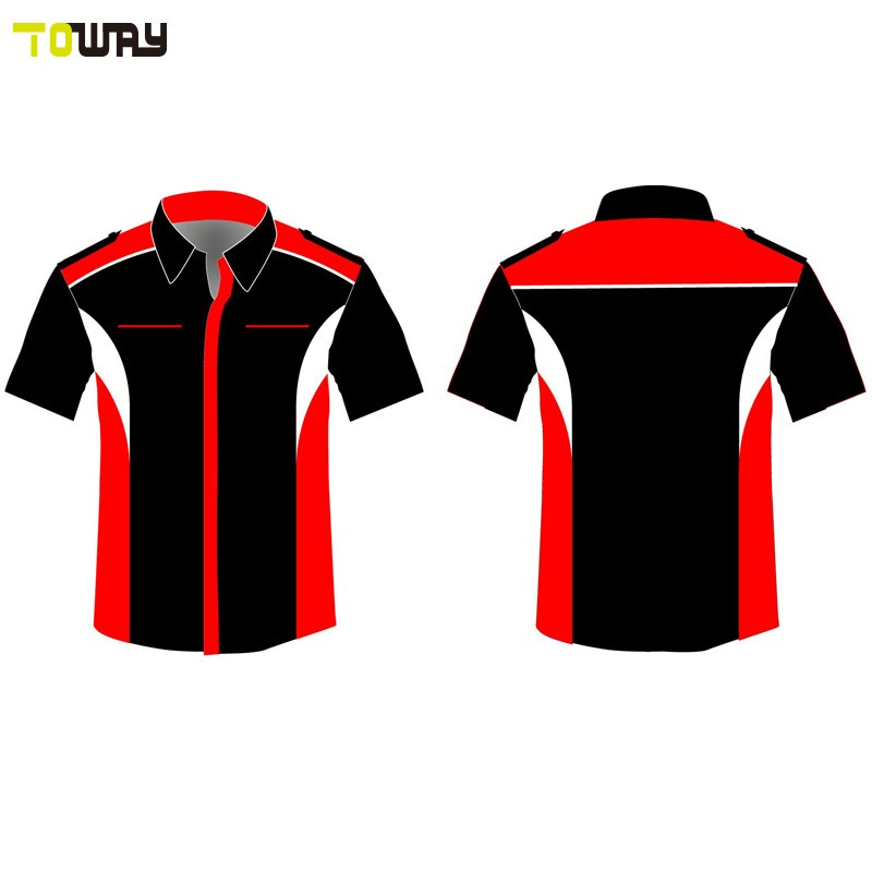 Design Pit Crew Shirt