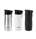 Spill Proof Office Drinkware Double Wall 500ml Thermos Coffee Mug Cup With Screw Lid