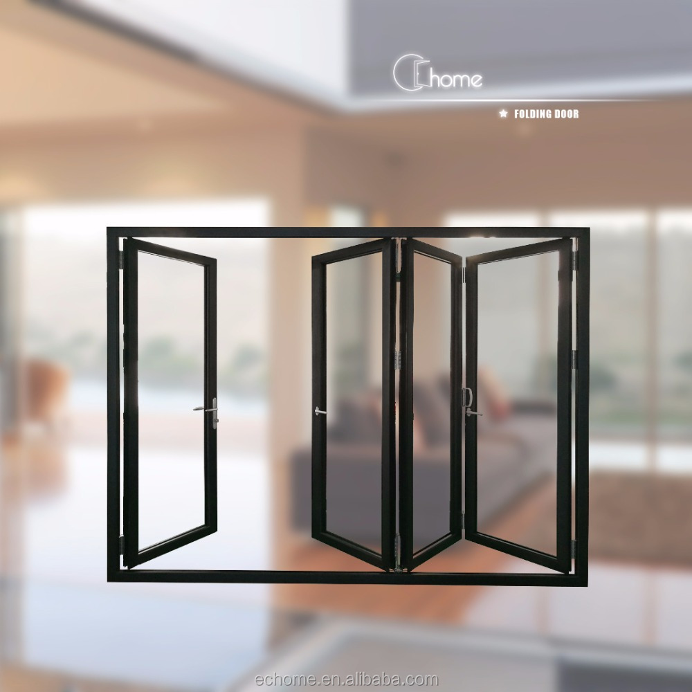 Echome construction Australia standard aluminium alloy swing slide door