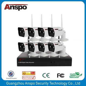 anspo hot sale cctv camera price wireless security alarm systemanspo hot sale cctv camera price wireless security alarm system cctv dvr kit