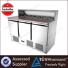 Refrigerator Static Cooling Sandwich salad display refrigerator