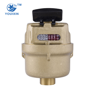 ISO 4064 Accurate Measurement Rotary Piston Kent Water Meter