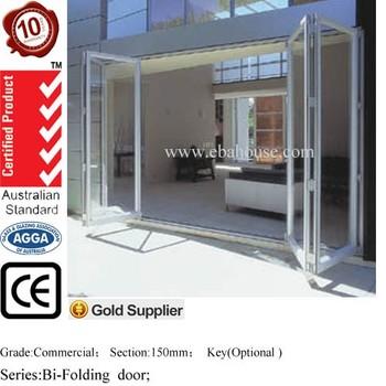 Aluminium Frameless Casement Doorcommercial Glass Entry Door Main