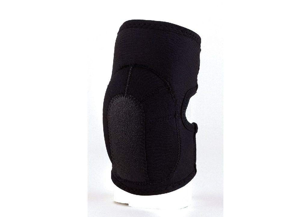 Elbow Pads Neoprene Slip-On Tactical Black Pair