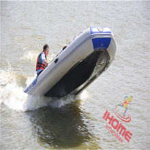 China manufacturer 8 person pvc inflatable boat with CE certificate