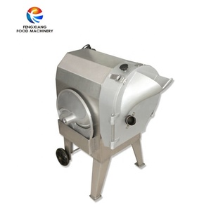 Restaurant Cafeteria using Vegetable Potato Onion Cutting Machine,Tomato Cube Slice Cutter