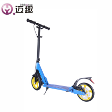 Reliable performance tall fun kick scooter for adult