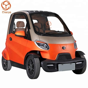 2017 Newest Chinese Mini Electric Car With Electric Window 2 Seater
