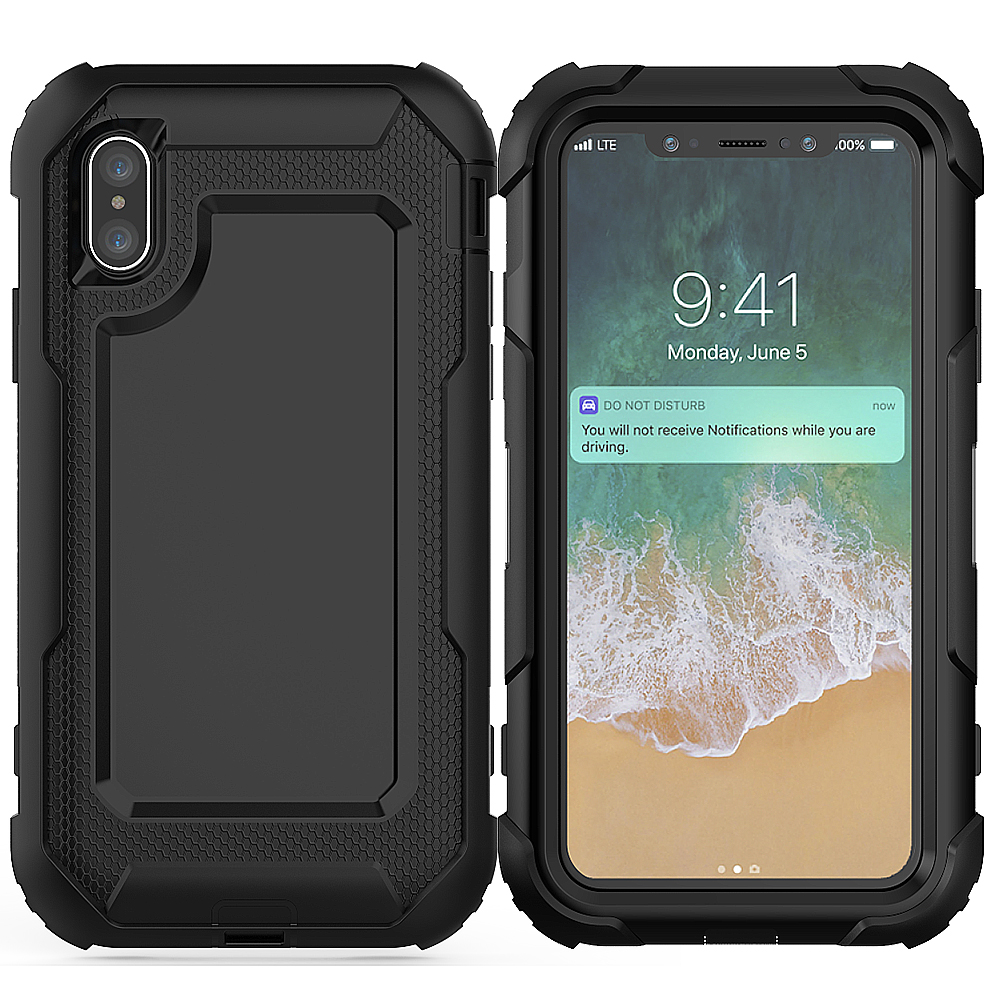 online store 6d5ae 4138c Factory New Arrival Heavy Duty Rugged Cell Phone Case For Iphone X - Buy  Cell Phone Case,Cell Phone Case For Iphone X,Rugged Cell Phone Case For ...
