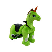 Hot sale children ride on toys shopping mall electric ride on animal plush toys