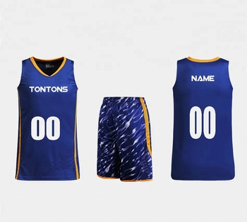 66562c88791 High Quality Latest Sublimated basketball jersey design custom sublimation  basketball sports jerseys