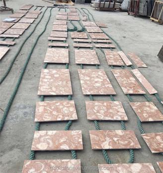 Belle rosa portugal marbre rose marbre prix en chine ardoise de construction - Prix construction mur en pierre ...